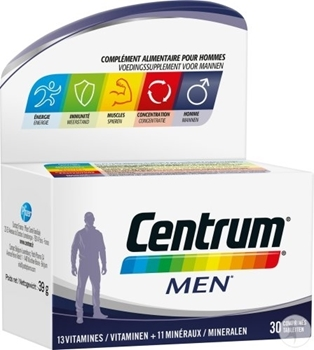 Picture of Centrum Men Advanced