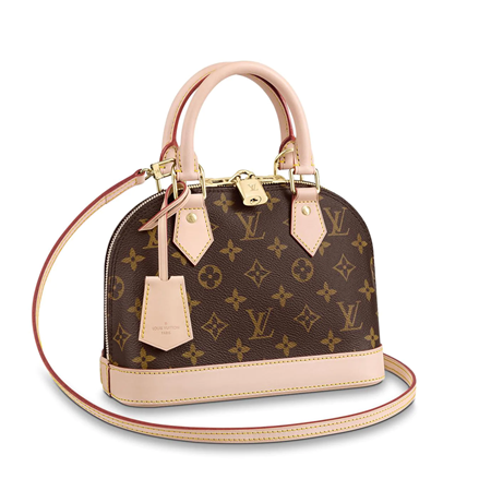 Picture of Túi xách Louis Vuitton Alma BB Monogram